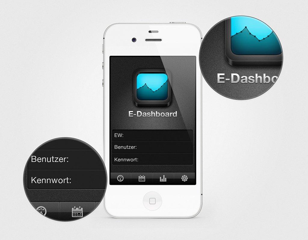 E-Dashboard